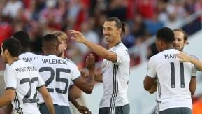Les débuts fracassants de Zlatan Ibrahimovic à ManchesterUnited