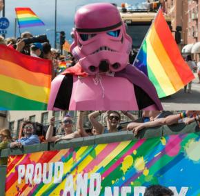 Instagram à la suédoise #2 Hors-série GAY PRIDE : le résumé de la semaine enimages