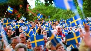 Sveriges Nationaldag : Du gamla, dufria