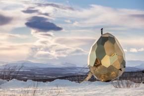 Le Solar Egg de Kiruna s'offre une escapade àParis